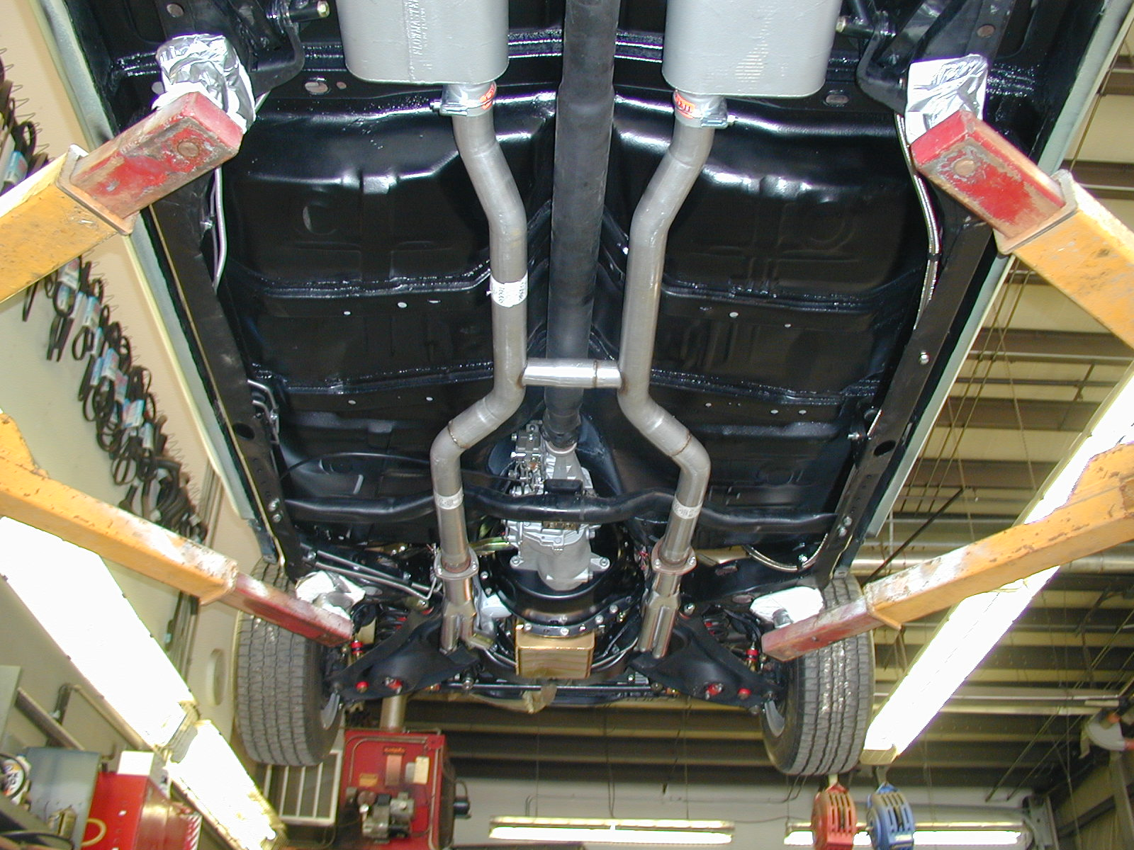 1967 Chevelle Bolt On Full Exhaust Recommendation