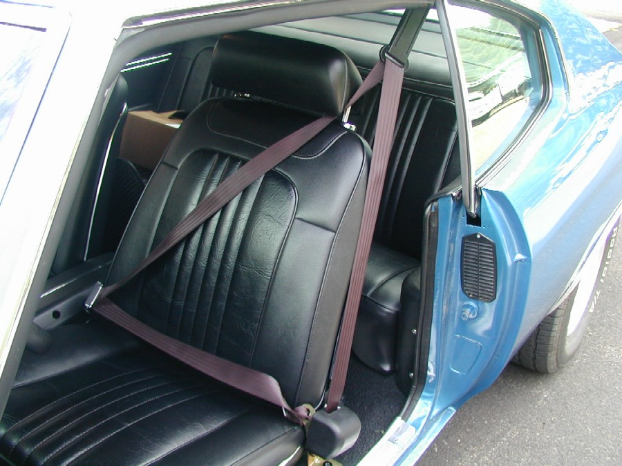 1970 Mustang 3 Point Seatbelts Autos Post